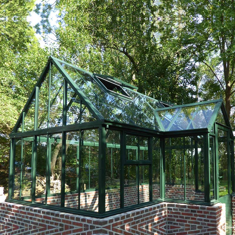 Chinese Design for Passive Solar Greenhouse | SPIN-Farming ...