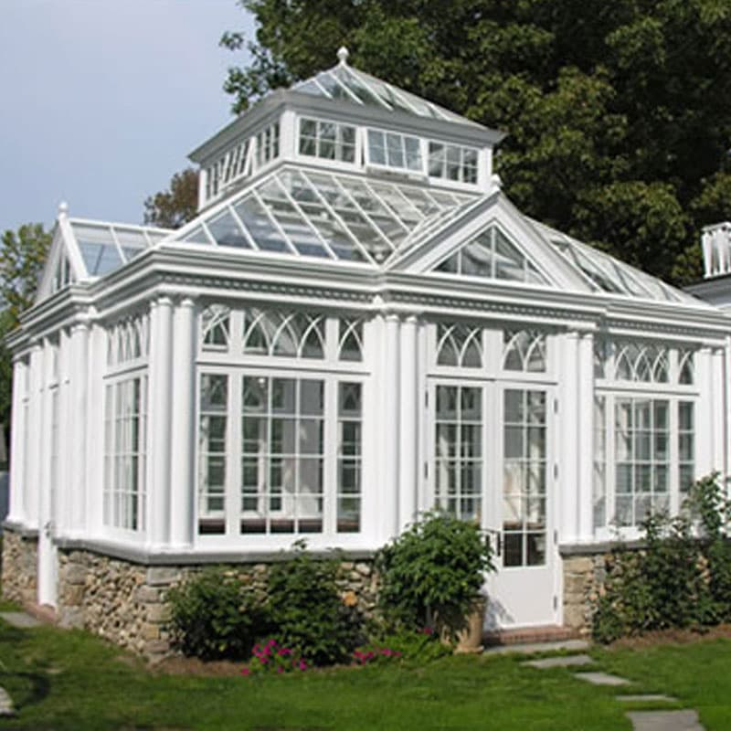 bespoke victorian all season greenhouse in apartments- Fine ...