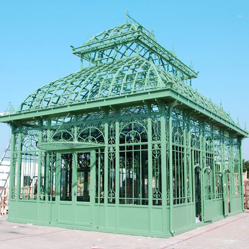 Victorian Greenhouse and Conservatory (PHOTO GALLERY)