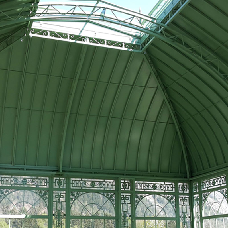 Classic English Greenhouse - Tanglewood Conservatories