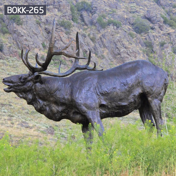 vintage stag yard statue cost for sale-Bronze sculpture for sale