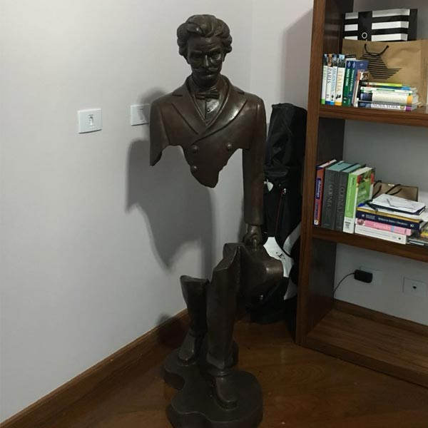 Wholesale Fine Art bronze statues/sculptures,animal ...