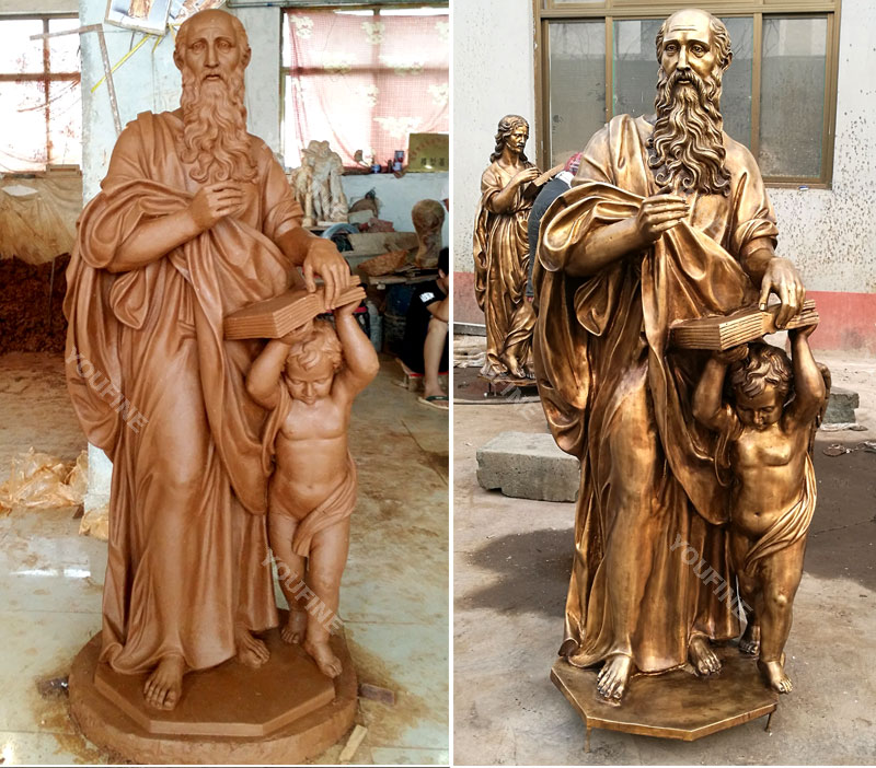 Custom statue-Customized Services include Bronze Sculptors ...