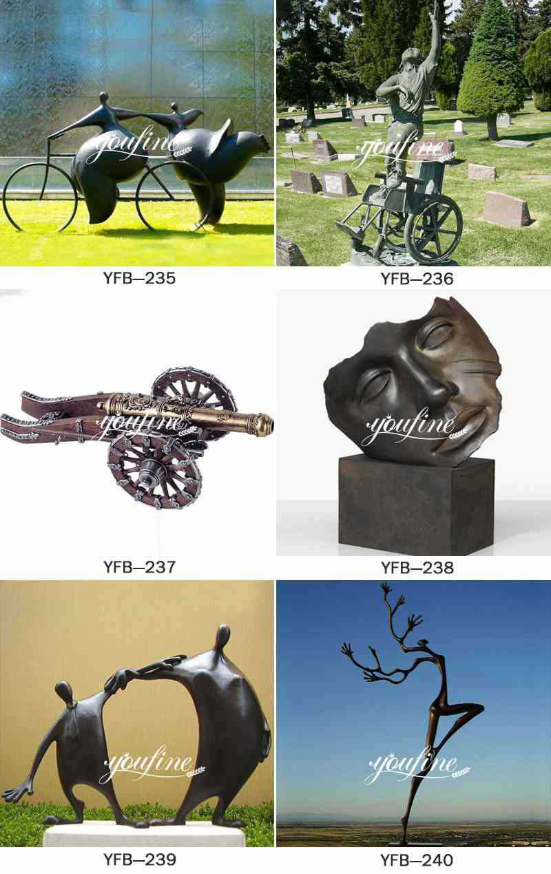 Decorative Antique Custom Bronze Cannon Garden Ornament for Sale More Designs