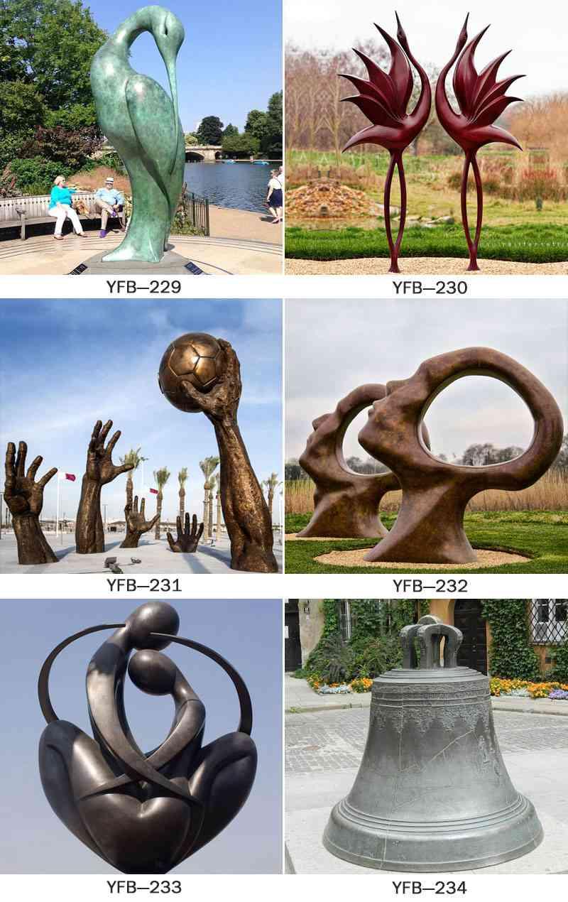 custom bronze statue