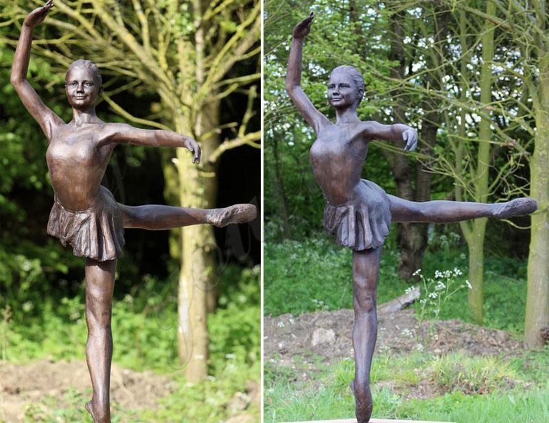 Bronze Customized Statue (3)